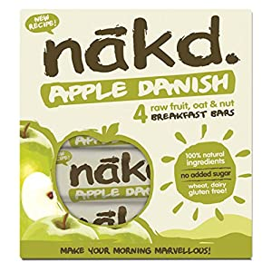 Nakd Multi Pack Case of 48 Bars (Cocoa Delight)