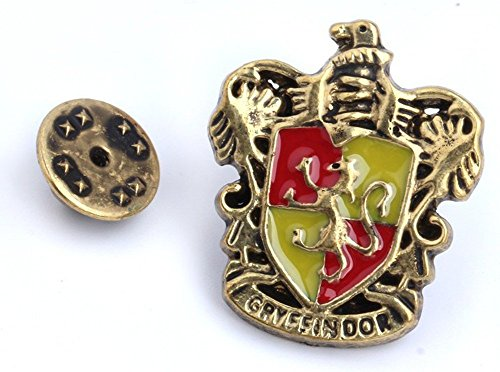 Harry Potter Gryffindor Cosplay Metall Pin Badge