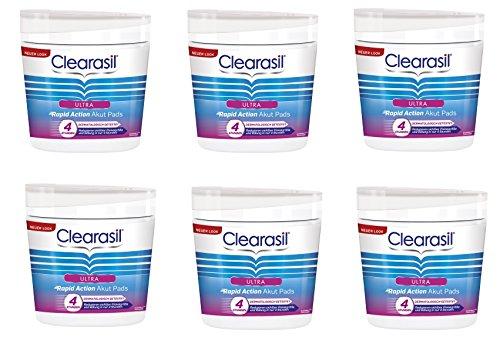 clearasil-ultra-anti-pickel-reinigungspads-sparpack-vorteilspack-6-packungen-zu-je-65-stuck-390-stuc