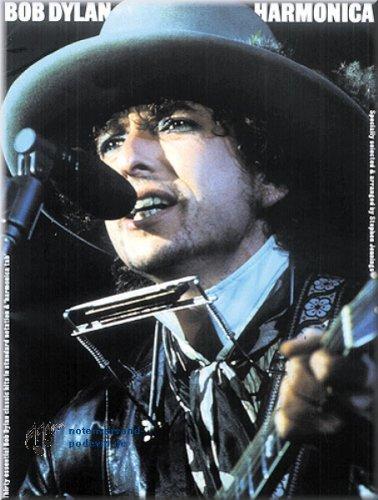 Bob Dylan Harmonica - Mundharmonika Noten [Musiknoten]