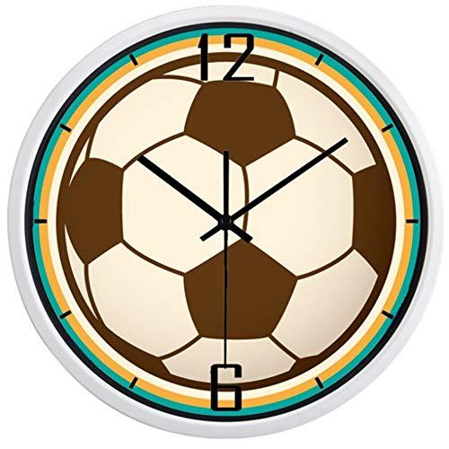 Fußballwanduhr Uhr für