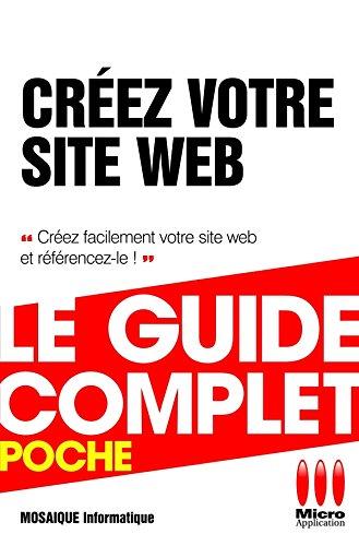 Créez Votre Site Web par Mosaïque Informatique