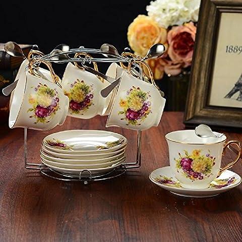 KHSKX Creative semplice tè inglese del pomeriggio