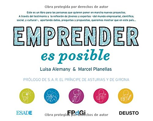 Emprender es posible por María Luisa Alemany Gil
