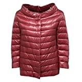 Herno 0536W Piumino Donna Light Bordeaux Ultra Light Jacket Woman [40]
