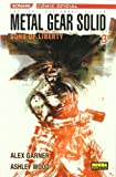 METAL GEAR SOLID 3: SONS OF LIBERTY (CÓMIC USA)