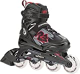 Rollerblade Alpha XR - Patines, Color Negro, Talla 205