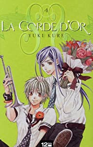La corde d'or Edition simple Tome 4