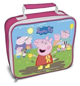 Peppa Pig Lunch Box or Bottes série Célébration de 10 ans de magma boueux