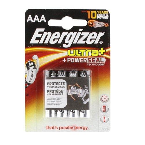 Energizer Batterien Ultra+/627163 Micro Inh.4