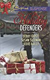 Front cover for the book Mission: Christmas Rescue (Holiday Defenders) by Debby Giusti
