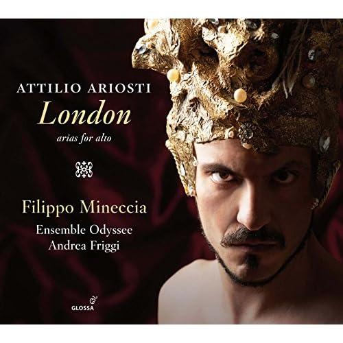 Ariosti: London – Arias for Alto