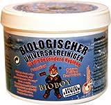 DETERGENTE BIOLOGICO UNIVERSALE BIOBOY - PER UN'IGIENE PERFETTA - Confezione da 500 e 800 grammi (800 grammi)