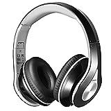 Mpow Casque Bluetooth sans Fil Casque Audio Micro Intégrée Écouteurs Stéréo Oreillette 20 Heures Jeux Continu 250 Heures en Veille CVC 6.0 Suppression du Bruit Bandeau Pliable CSR Signal