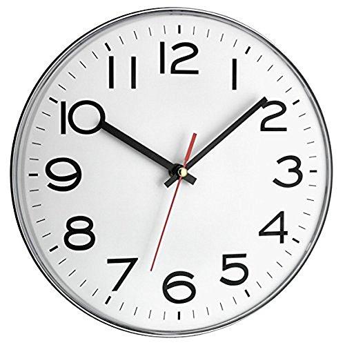 Tfa 60.3017 orologio da parete colore: bianco