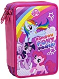 My Little Pony Sacca Astuccio Triple, Viola