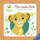 Disney Baby Mein erstes Buch Der König der Löwen: Die Welt der Tiere