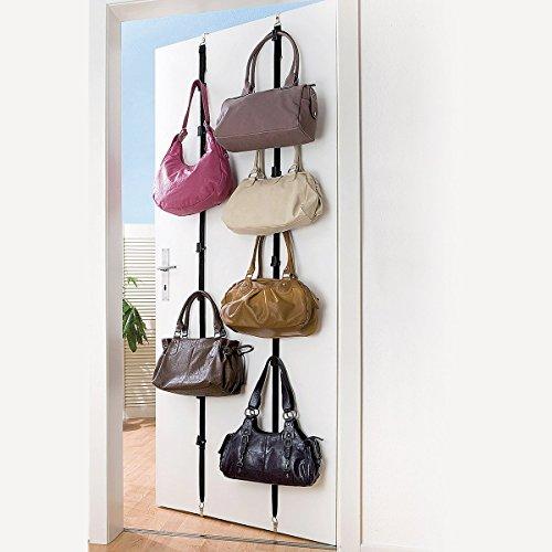 Foto de Wenko - Organizador de bolsos para puerta (2 piezas)