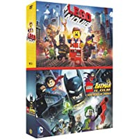The Lego movie + Lego-Batman the movie