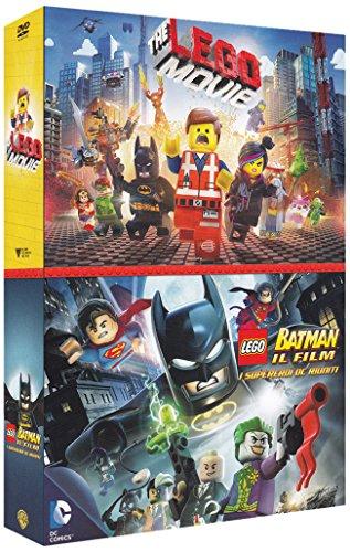The lego movie + lego-batman the movie