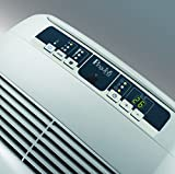 De'Longhi PAC N76 Mobiles Klimagerät (Max. Kühlleistung 2,1 kW/8.200 BTU/h, Separate Entfeuchtungsfunktion, Geeignet für Räume bis 70 m³) [Energieklasse EEK A] - 4