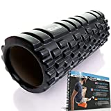 Best Foam Rollers - Fit Nation Foam Roller - Black Review