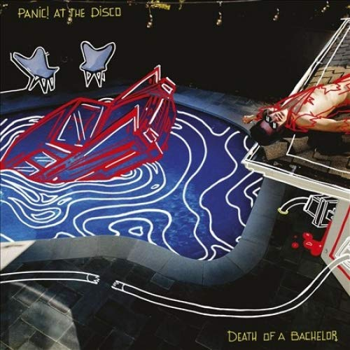 Panic! At The Disco: Death Of A Bachelor [Winyl]