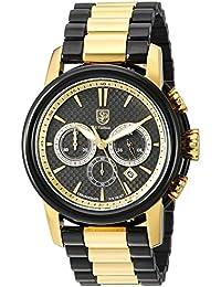 S.Coifman SC0420 - Reloj de pulsera hombre, acero inoxidable, color Bicolor