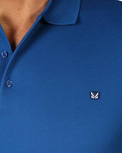 FENDI - Herren Polo BUG (FY0707 1LW) Blau