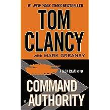 Command Authority (A Jack Ryan Novel, Book 9)