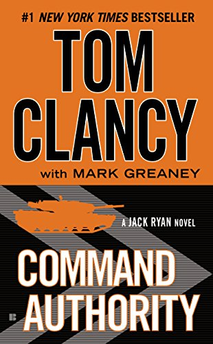 Command Authority (A Jack Ryan Novel Book 14) (English Edition) por Tom Clancy