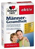 Doppelherz Männer-Gesundheit aktiv, 4er Pack (4 x 30 Kapseln)