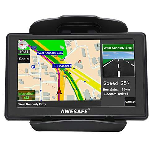 GPS de Voiture Navigation Auto 8G LCD 5 Pouce à Ecran...