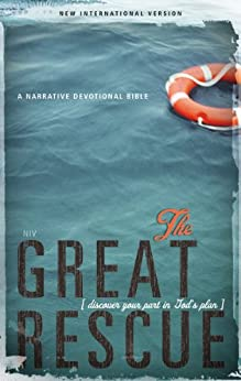 NIV, Great Rescue: Discover Your Part in God's Plan, eBook: Revised Edition di [Zondervan]