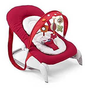 Chicco Hoopla Baby Bouncer (Red Wave)