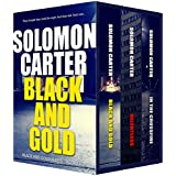 Black and Gold Vigilante Justice Action and Adventure Crime Thriller series books 1-3 (Black and Gold Boxed Sets)