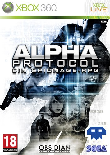 Alpha Protocol (pegi 18 AT-Version)