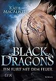 Black Dragons - Ein Flirt mit dem Feuer (Black-Dragons-Reihe, Band 1)