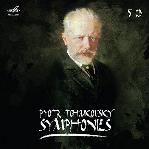 Tchaïkovsky : Symphonies, Manfred