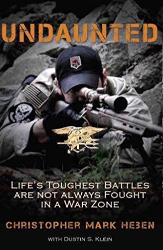 Undaunted lifes toughest battles are not always fought in a war undaunted lifes toughest battles are not always fought in a war zone by mckinley fandeluxe Gallery
