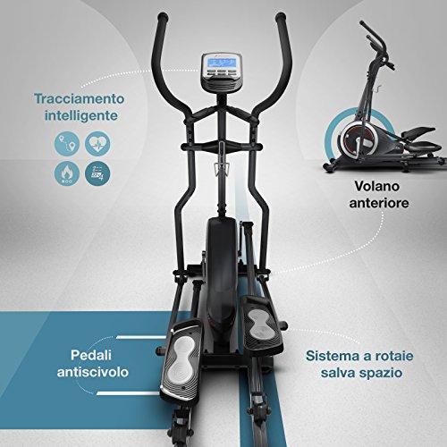 Recensione E Opinioni Su Sportstech Cyclette Ellittica Cx640