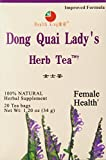 Health King Dong Quai Lady's Herb Tea, 20 BAGS