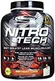 Muscletech Performance Series Nitro-Tech, Vanilla Birthday, 1800 g