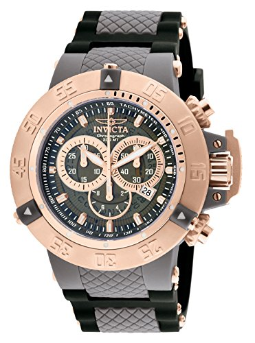 Invicta Analog Grey Dial Men's Watch - 932 image
