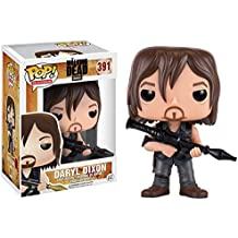Funko Pop! televisión: The Walking Dead - Dary Dixon lanzacohetes  Figura de acción