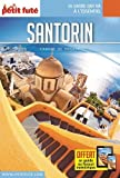 Guide Santorin 2018 Carnet Petit Futé