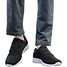 ... detalles · ❤ Zapatillas para Hombre de Deporte,Deportivas con Cordones Planas para Hombres Ocasionales Resistentes