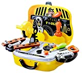 #5: Bright Enterprise Engineering Tool Kit Toy Suitcase Set Toys for Kids and Children