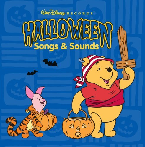 Halloween Songs & Sounds by Various (2014-08-02)