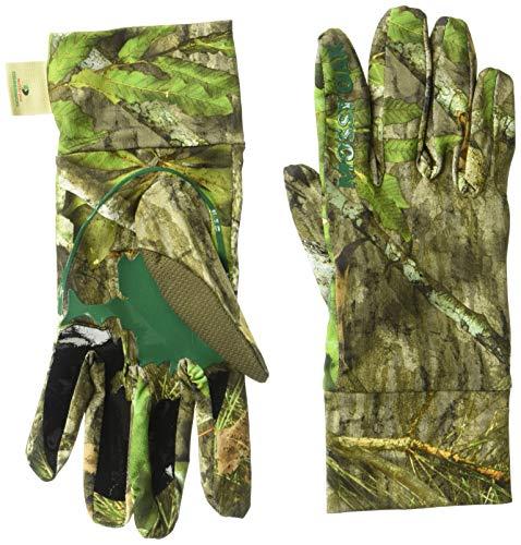 Mossy Oak Herren Camo Tech Hunt Glove Handschuhe, Obsession, Einheitsgröße Camo Handschuhe